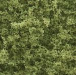 WT1363 Woodland Scenics: Coarse Turf - Light Green (50 cu. in. Shaker)